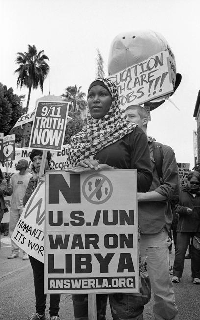 essay on anti war movement